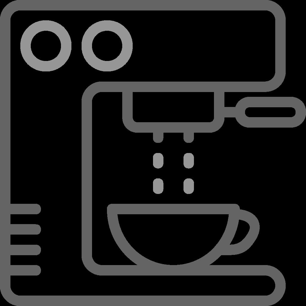 Complimentary tea & coffee, Minibar fridge